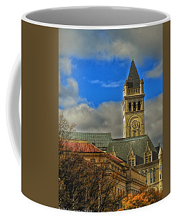 Dc Rendering Coffee Mug