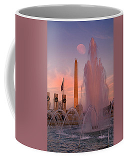 Dc Sunset Coffee Mug