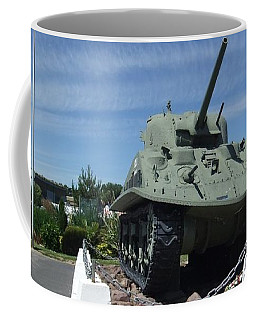 Dd Tank Coffee Mug