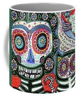 Ddd Cat Coffee Mug