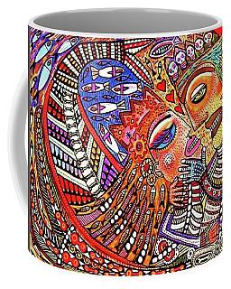 Ddd Mermaids Coffee Mug