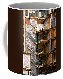 De-construction Coffee Mug