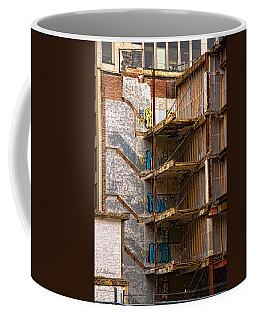 De-construction Coffee Mug
