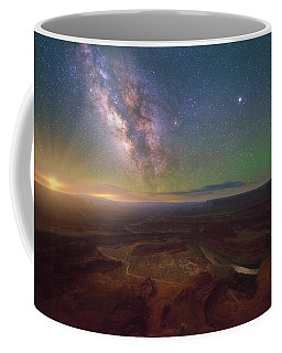 Coffee Mug featuring the photograph Dead Horse Dreams by Darren White