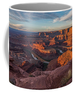 Dead Horse Point Sunrise Coffee Mug