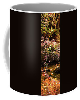 1 Of 6 Dead River Falls  Marquette Michigan Section Coffee Mug by Michael Bessler