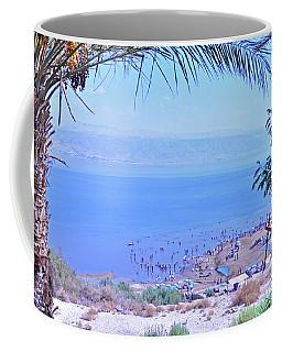 Dead Sea Overlook 2 Coffee Mug