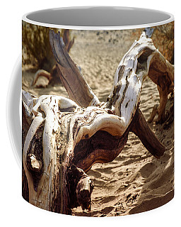 Coffee Mug featuring the photograph Dead Tree In Death Valley 16 by Micah May