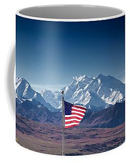 Denali Salute Coffee Mug