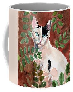 Deano In The Brush Coffee Mug