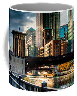 Dearborn Bridge Coffee Mug