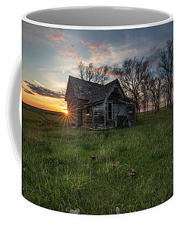 Coffee Mug featuring the photograph Dearly Departed by Aaron J Groen