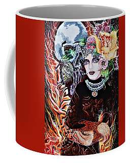 Death And The Maiden Coffee Mug