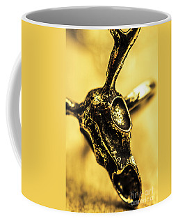 Death Commitment Coffee Mug