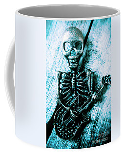 Death Metal Blues Coffee Mug