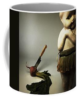 Death Of A Vegetable Coffee Mug