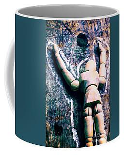 Death Of Art Coffee Mug