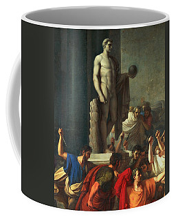 Death Of Caesar, March 15, 44 Bc Coffee Mug