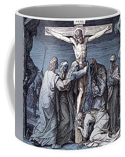Death Of Jesus On The Cross, Gospel Of John Coffee Mug