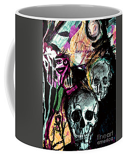 Death Study-2 Coffee Mug