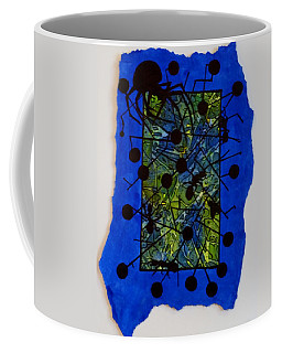 Death To Four Ants And A Fly Coffee Mug