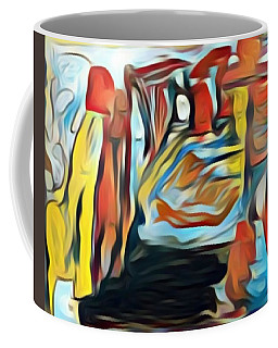 Death To The Titans Coffee Mug