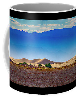 Death Valley Dunes Coffee Mug