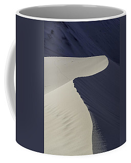 Death Valley Sand Dune Coffee Mug