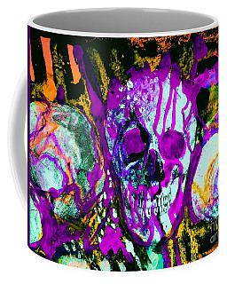 Deathstudy-1 Coffee Mug
