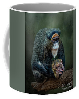 Debrazza's Monkey And Baby Coffee Mug