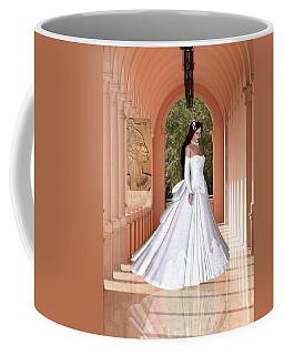 Debutante Coffee Mug by Rosalie Scanlon