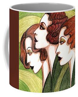 Debutante Trio Coffee Mug