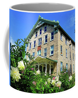 Dec Building Cape Vincent Ny Coffee Mug