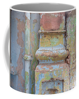 Coffee Mug featuring the photograph Decay by Jean luc Comperat