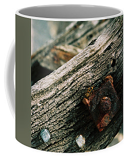Decaying Ladder Coffee Mug