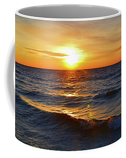 Coffee Mug featuring the photograph December 20-2016 Sunrise At Oro Station Three  by Lyle Crump