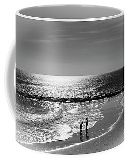 December At The Jersey Shore Coffee Mug
