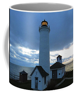 December Light, Tibbetts Point  Coffee Mug