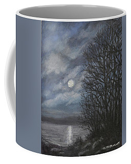 December Moonlight Coffee Mug