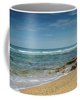 December Ocean Coffee Mug