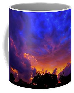 December Sunrise Coffee Mug by Mark Blauhoefer