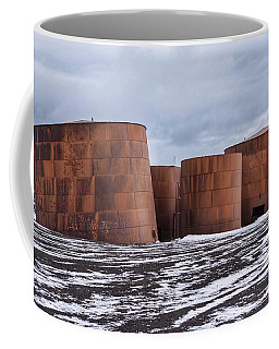 Coffee Mug featuring the photograph Deception  by Rand