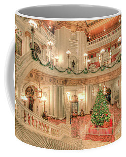 Deck The Hall Coffee Mug