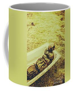 Decomposition Of A Murder Mystery Coffee Mug