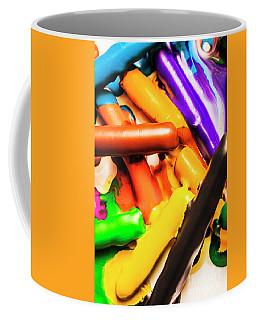 Deconstructing The Colour Wheel Coffee Mug