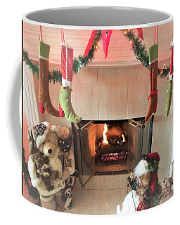 Decorated For The Holidays Coffee Mug