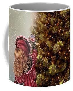 Decorating Tree Coffee Mug