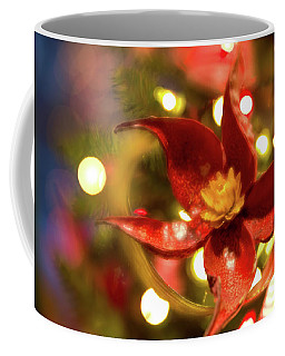 Coffee Mug featuring the photograph Decoration by Brian Hale