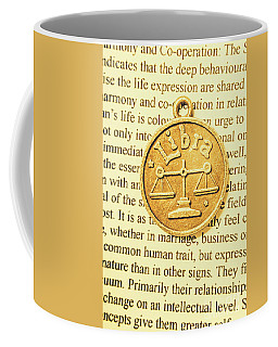 Decoration Of Libra Coffee Mug
