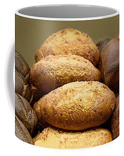 Coffee Mug featuring the photograph Decorative Bread Of Life Photo B4817 by Mas Art Studio
